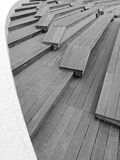 Bankstadiums-Zusammenfassungsdesign Lizenzfreies Stockbild
