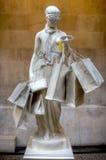 Banksy εναντίον Μουσείο του Μπρίστολ Στοκ Εικόνες