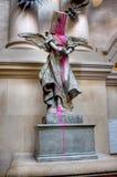 Banksy против Музей Бристоля Стоковое Изображение