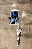 Banksy Royalty Free Stock Image
