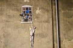 Banksy Стоковые Изображения