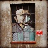 Banksy Bristol stock images