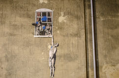 Banksy Stock Images