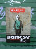 Banksy Royalty Free Stock Photography