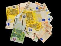 Bankverkehr Stockbild