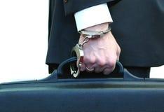 Bankverkehrsschutz und -sicherheit Stockfotos