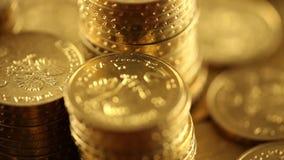 Bankwesen, Geschäft, Finanzierung und Geldthema stock video