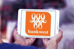 Bankwest logo Royalty Free Stock Photo