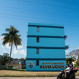 Banlieue cubaine Photos stock