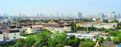 Banlieue de Bangkok Photos libres de droits