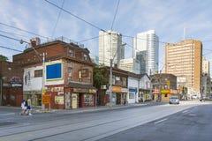Banlieues de Toronto Images stock