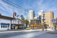 Banlieues de Toronto Photo libre de droits