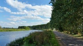 The bann river portadown ireland Royalty Free Stock Photography
