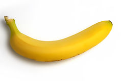 Bannana Royalty Free Stock Photography