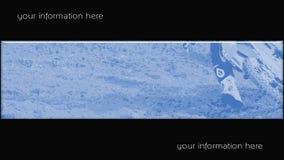 Banner 013 van de motocross Royalty-vrije Stock Fotografie