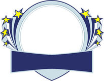 Banner. Element  for design  illustration Royalty Free Stock Image