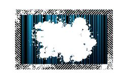 Banner. Creative abstract design  banner Royalty Free Stock Photography