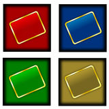 Banner Royalty Free Stock Photography