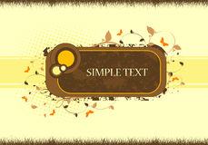 Banner Royalty Free Stock Images