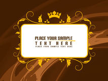 Banner Royalty Free Stock Image