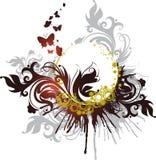 banner abstrakcyjne Zdjęcia Royalty Free