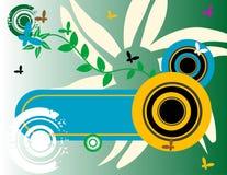 banner abstrakcyjne Zdjęcia Stock