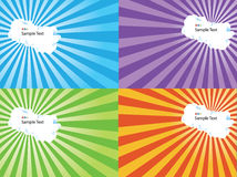 Banner background Stock Images
