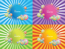Banner background Stock Photography