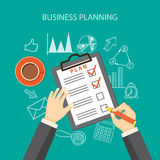 Banner for business Royalty Free Stock Images