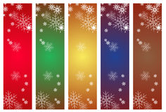 Banner for christmas Royalty Free Stock Photos