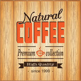 Banner for coffee Stock Images