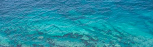 Banner Defocus Nature beach sea landscape, blue water beach Beautiful Bay coastline. Banner Defocus Nature beach sea landscape, blue water beach. Beautiful Bay stock photo