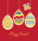 Banner for Easter Stock Images