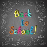 Banner for education Royalty Free Stock Photo