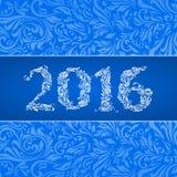2016 banner Stock Photo