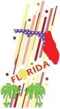 Banner Florida Stock Image