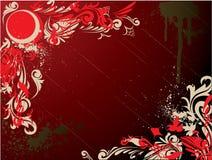 banner grunge dekoracyjny wektora Zdjęcie Royalty Free