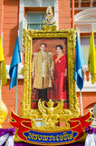 Thailand King and Queen Royalty Free Stock Image