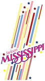 Banner Mississippi Stock Photography
