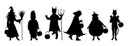 banner przysmaki trik Obrazy Royalty Free