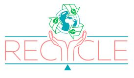 Banner about recycle Stock Photo