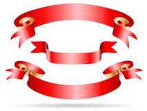 Banner ribbon Stock Photo