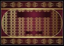 Banner royal advertising Stock Photos