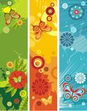 Banner set Royalty Free Stock Photography