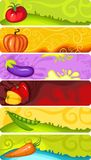 Banner set Stock Photography