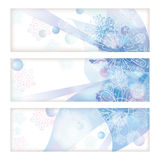 Banner set stock illustration