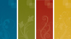 Banner Set Royalty Free Stock Photos