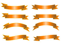 Banner set (vector) Royalty Free Stock Photography