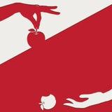 Banner for Snow White vector illustration