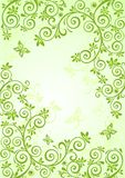 Banner for St. Patrick's Day Stock Image